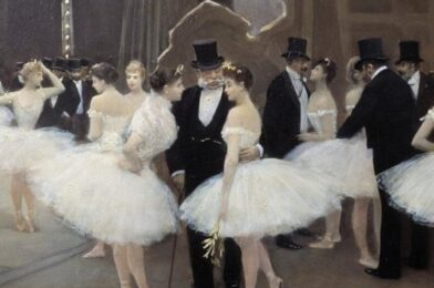 Gracia Vulnerable: Explotación Sexual de Bailarinas en el Siglo XIX